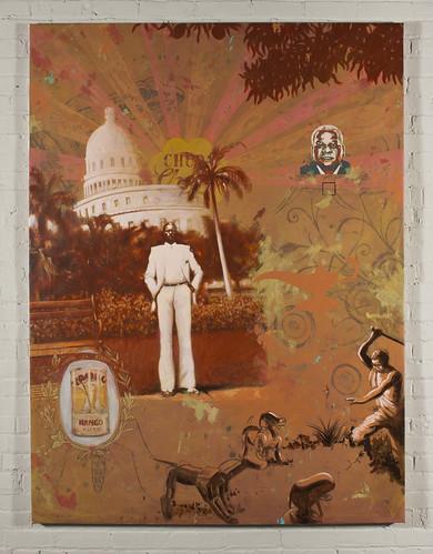 Postcolonial Hero - Alexis Esquivel