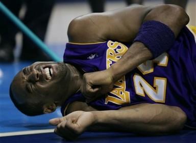 Kobe pain 2