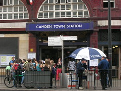 Picture of Camden Town Station