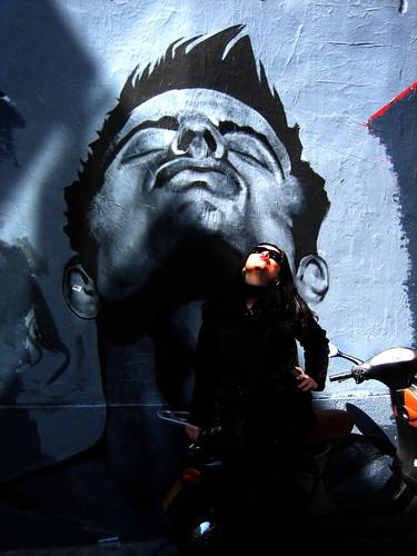 Приколы картинки, фото: графити
