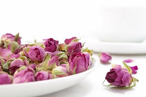 Rose Tea (1/2)