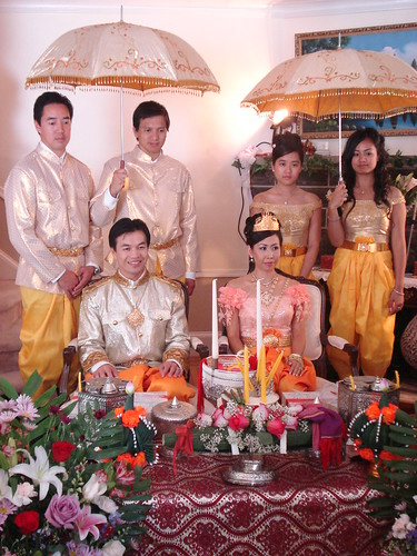 cambodian/chinese wedding by alternateash.