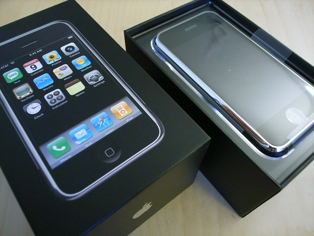 iPhone in the Box