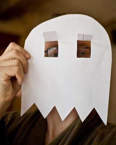 Ik ben een spook