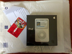 iPod Unpacking 2