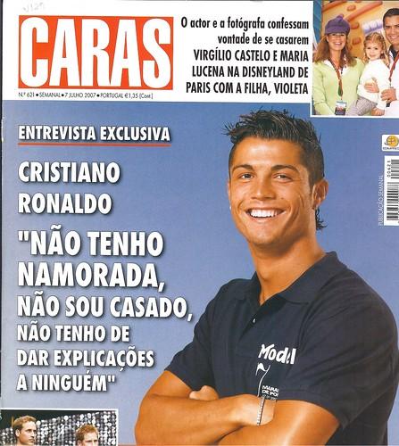 Entrevista Cristiano Ronaldo