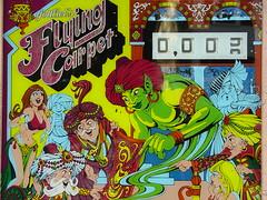 Gottlieb's Flying Carpet