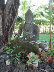 Day9_Maui_GardenOfEden_Hana1 (Amudha Irudayam) Tags: beach garden hawaii buddha maui hana eden amu amudha