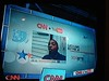 CNN / Youtube Democratic Debate on TV - 2