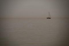 Lost At Sea (Nghi La) Tags: ontario canada reflection nature water sailboat landscape boat nikon sailing tranquility serenity mississauga vr portcredit 18200mm d80 nikond80