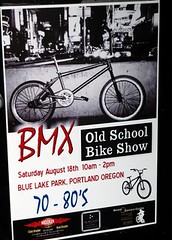 Old School BMX Show coming...