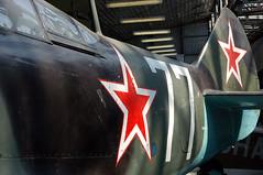 La-7 (Ian_Boys) Tags: airplane fighter czech prague aircraft air prag praha aeroplane airforce russian lagg la7 kbely lavochkin