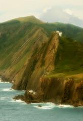 Faro de la Plata 2 (zubillaga61) Tags: sea lighthouse faro mar pasajes farodelaplata