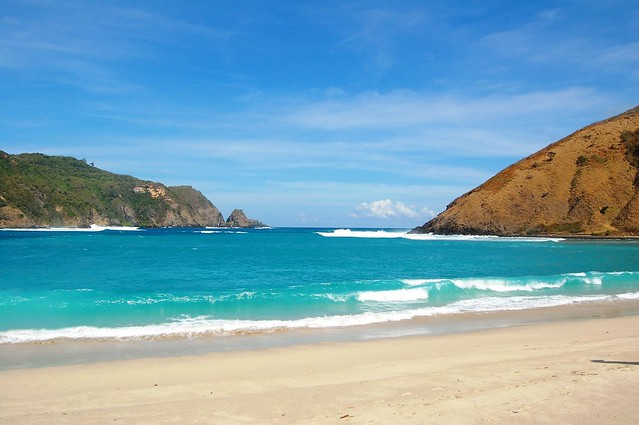 Mawun Beach, South Lombok