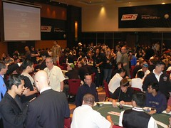 Opening table PokerStars APPT 2007 Tournament