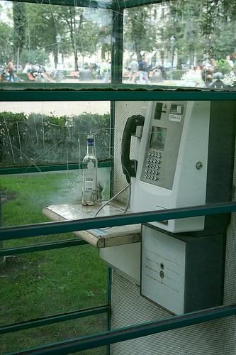 Adios a las cabinas de teléfono en Helsinki