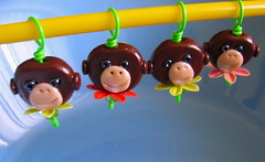 Cheeky Monkey Stitch Markers
