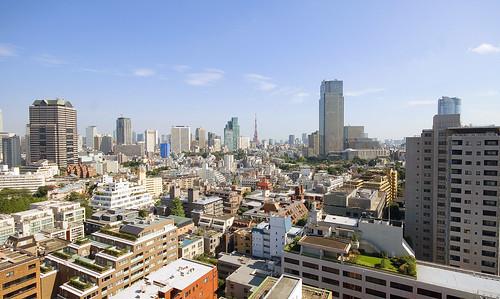 Living in Tokyo by nippak.