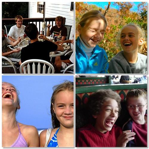 Risas buenas para la salud