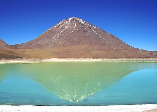Laguna Verde (Green Lake)