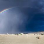 Burning Man Rainbow
