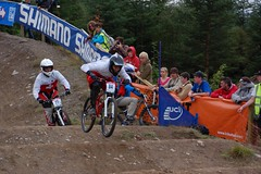 UCIFtBill4X06 (wunnspeed) Tags: scotland europe mountainbike worldcup fortwilliam uci 4x