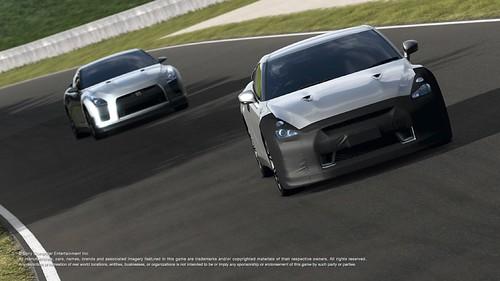 Gran Turismo - Nissan GT-R