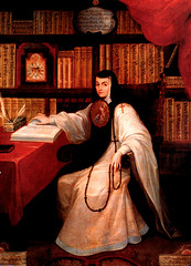Sor Juana Ines de la Cruz (rosewithoutathorn84) Tags: mexico catholic nun spanish poet writer scholar prodigy feminist playwright sorjuanainezdelacruz