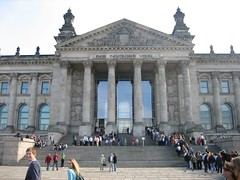 The Reichstag (Tiergarten, Berlin, Germany) Photo
