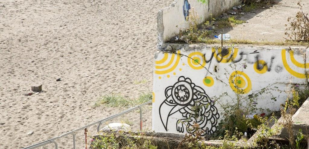 GRAFFITI IN KILLINEY