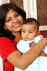 My Favorite Person - MOM (Aditi Parashar) Tags: 6 months celebrating udays - 1432793528_dec8924d7c_m