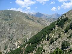 Bocca d'Oreccia et refuge de l'Onda