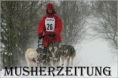 Husky Team im Sauerland