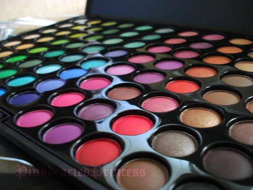 makeup color palette. Coastal Scents 88 Makeup Color