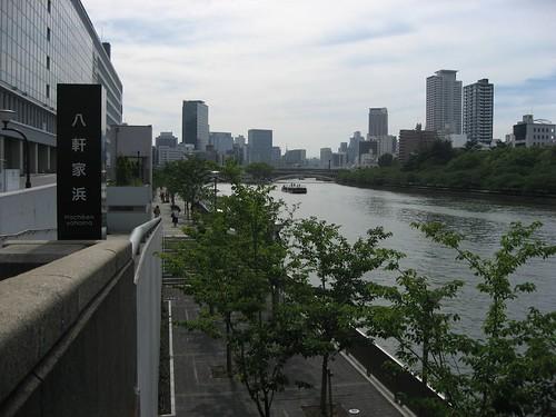 Hachiken-ya-hama 八軒家浜