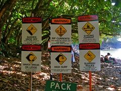 Honeymoon, Day 7 (Garden State Hiker) Tags: mountains nature wonder outdoors hawaii natural hiking kauai naturalwonders napali hikes valleys