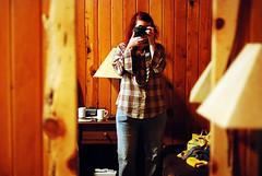 me in McMenamin's room