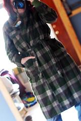 my Pendleton robe!