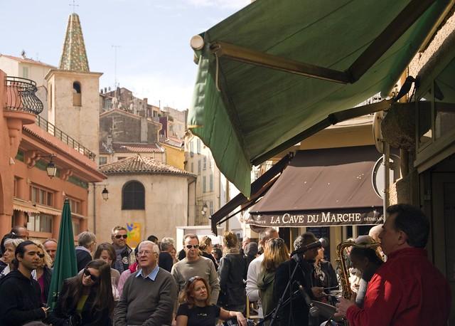 aperitivo al mercato
