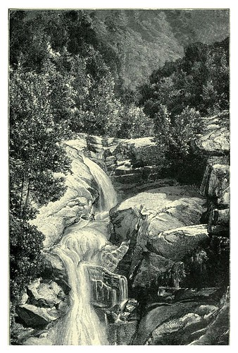 002-La cascada de Camera-The forgotten isles…1896-Frederic Breton
