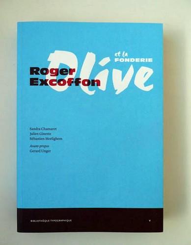 Excoffon book