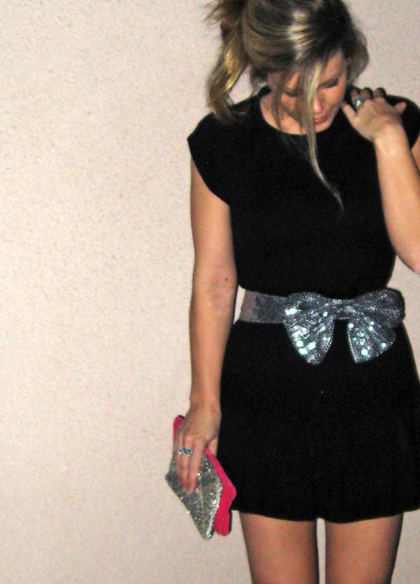 sequin-bow-belt
