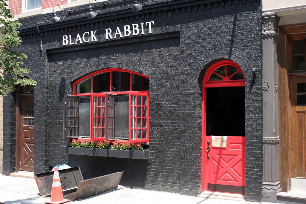 Black Rabbit opens in two weeks