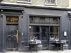 Andrew Edmunds 1 - Soho (snapshotlondon) Tags: london dinner dining reastaurant