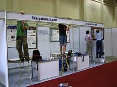EveryStudent.com Booth CM2007