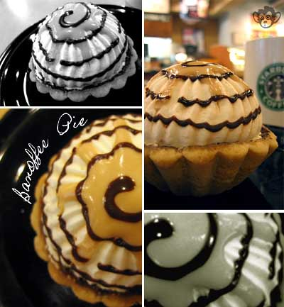 Starbucks Banoffee Pie *NEW*