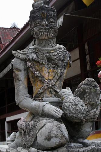 Warrior? at Wat Pa Pao