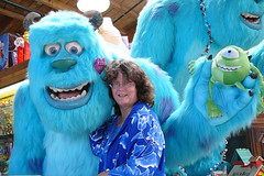 Day 21: Me, Sulley and Mike Wazowski