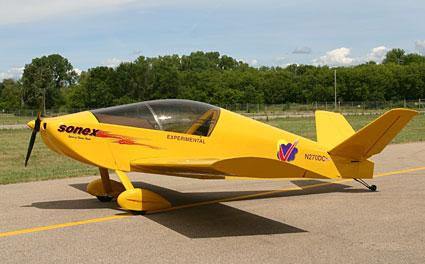 Sonex E-Flight