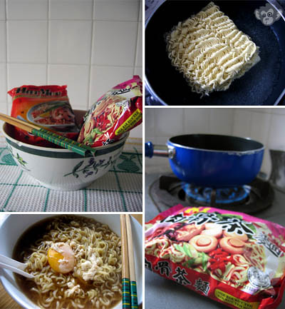 Instant Noodles Galore